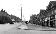 Burnt Oak, c1955