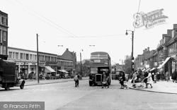Edgware Road c.1955, Burnt Oak