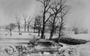 Burnt Oak, Silkstream, Montrose Park c.1940