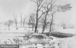 Silkstream, Montrose Park c.1940, Burnt Oak