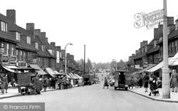 Watling Avenue c.1955, Burnt Oak