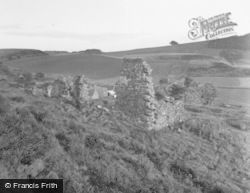 Burntisland, Knockdavie Castle 1953