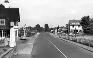 Burpham, London Road c.1960