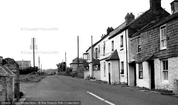 Burraton, Liskeard Road c.1960