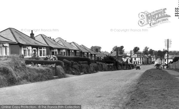 Burraton, Saltash Road c.1960