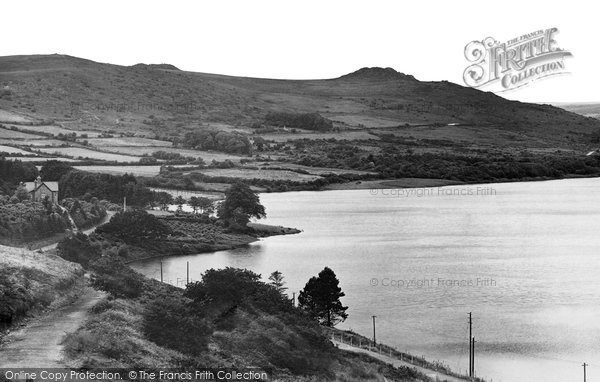 Burrator Reservoir, The Lake 1931