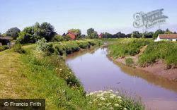 The River Parrett 2004, Burrowbridge