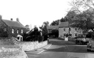 Burrowbridge, The Village c.1960