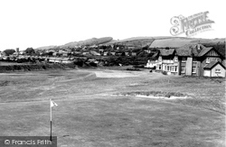 Burry Port, Golf Links c.1960