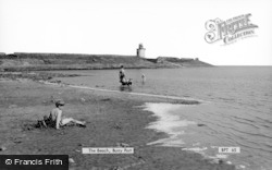 Burry Port, The Beach c.1965