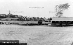 Burry Port, The Park c.1960