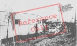 The Shoreline Caravan And Chalet Park c.1960, Burry Port