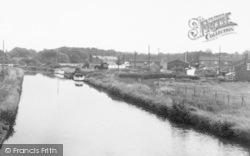 Beside The Canal 1960, Burscough
