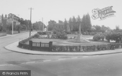 Junction Lane c.1960, Burscough