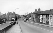 Burscough, Liverpool Road North c.1960