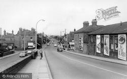 Liverpool Road North c.1960, Burscough