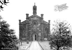 St John's Church c.1950, Burscough