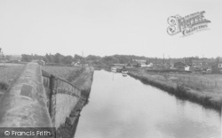 The Canal 1960, Burscough