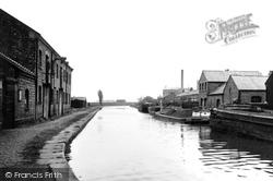 The Canal c.1950, Burscough