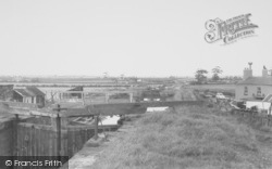 The Canal c.1960, Burscough