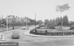 The Memorial c.1960, Burscough
