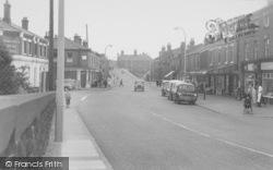 The Shopping Centre c.1960, Burscough