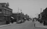 Burscough, The Village c.1950