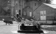 Bursledon, Children At Play c.1960