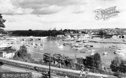 Hamble River c.1960, Bursledon