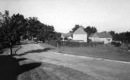 Bursledon, Jarvis Fields c.1965