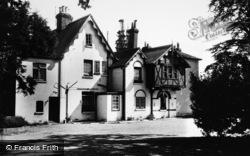 Oak Hill Hotel c.1963, Bursledon