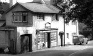 Bursledon, Old Bursledon Post Office c1965