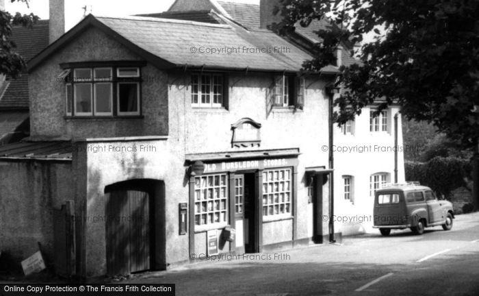 Photo of Bursledon, Old Bursledon Post Office c1965