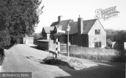 Old Bursledon Village c.1965, Bursledon