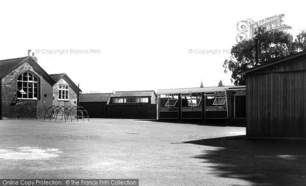 Bursledon, Primary School c1955
