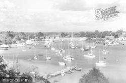 River Hamble c.1960, Bursledon