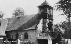 St Leonard's Church c.1960, Bursledon