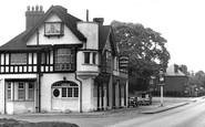 Bursledon, Swan Hotel c1955