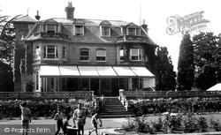 The Hospital c.1960, Bursledon