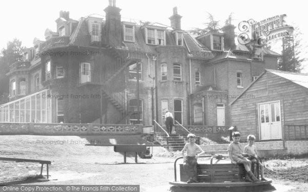 Bursledon, the Hospital c1955