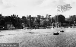 The Jolly Sailor c.1960, Bursledon