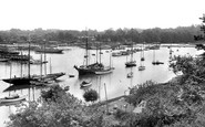 Bursledon, the River c1960
