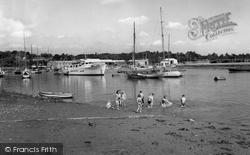 The River Hamble c.1960, Bursledon