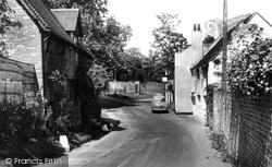 The Village c.1960, Bursledon