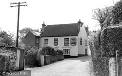 The Vine Inn c.1960, Bursledon