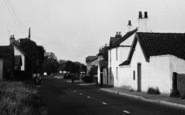 Burton Agnes, Main Street c.1955