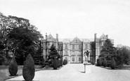 Burton Agnes, the Hall c1885
