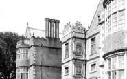 Burton Agnes, The Hall c.1885
