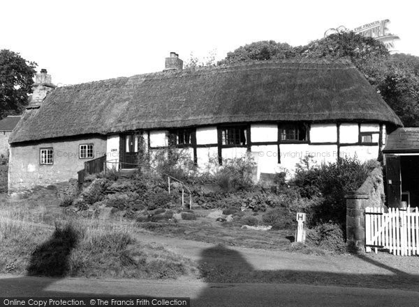 Burton, Barn End c.1960