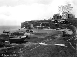 Burton Bradstock, Beach 1930